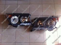 Передние фары Toyota Land Cruiser 200 Browstone SK3300-TCRS08-E