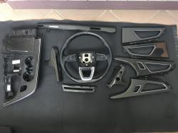 Карбоновый Салон Audi Q7 4L