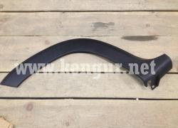 Накладки (молдинги) колесных арок задние Renault Duster 788A33613R