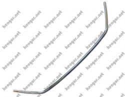 Хром-кант решетки бампера (нержавейка)