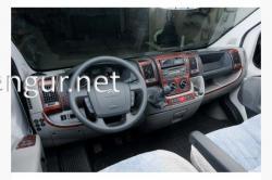 Накладки на панель Citroen Jumper 2006-2014