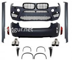 Обвес BMW X5 F15, стиль X5M F85