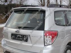 Сполер Subaru Forester на заднюю дверь