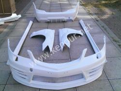 Комплект обвеса WALD Mercedes S-class W221