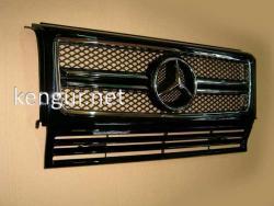 Решетка радиатора Mercedes Benz G65 AMG A4638800623