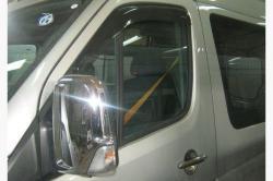 Ветровики (Sunplex) VW Crafter 2006-2016