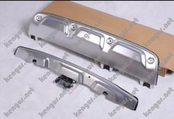 Накладки переднего и заднего бампера Skia Plate  Honda CRV 2012