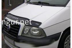 Дефлектор капота - мухобойка (VIP) Fiat Scudo 2004-2006