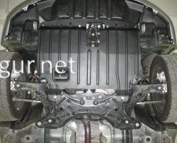 Защита двигателя (Кольчуга 1.9081.00) Mercedes-Benz Sprinter 1995-2006