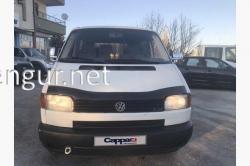 Дефлектор капота (Fly) на VW T4 (с прямыми фарами) 1990-2003