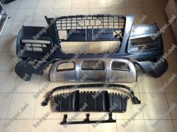 Бампер передний Audi Q7 стиль OFF ROAD (2006-2015)