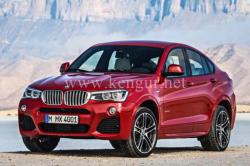 Обвес BMW X4 F26 M-TECH