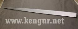 Renault Duster Накладка порога (white) 769524766R