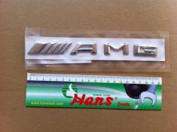 Надпись  AMG  на Mercedes-Benz W464 (2018-...)