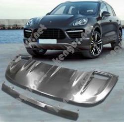 Накладки переднего и заднего бампера Skid Plate Porsche Cayenne
