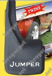 Брызговики передние (с надписью Jumper) Citroen Jumper 1994-2006
