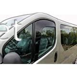 Дефлекторы окон - ветровики (Heko) Renault Trafic 2003-…