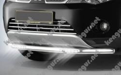 Защита переднего бампера  прямой ус #798563