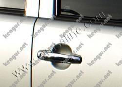 Хром накладки на ручки Toyota Hilux 2005-…
