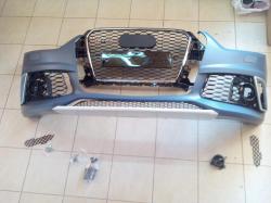 Передний бампер RSQ3 на Audi Q3 2011-2015 8U0807437AD