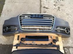 Передний бампер Audi A6 стиль S6 2012-2015 4G0807065AGRU