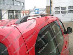 Рейлинги Citroen Berlingo  ABS