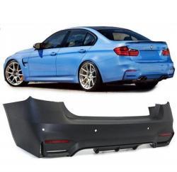 Бампер задний BMW F30 в стиле М3 51128056497