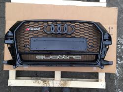 Решетка радиатора RSQ3 для Audi Q3 (2015-...) 8U0853651S T94