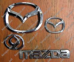 Значки эмблемы на Mazda