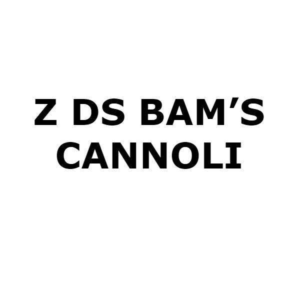 Фото Z DS BAM'S CANNOLI