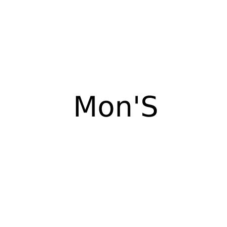 Фото Mon'S