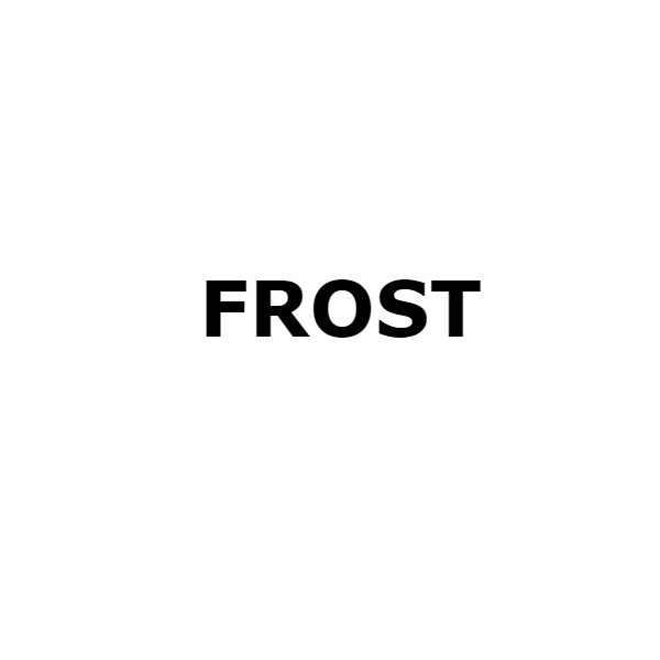 Фото FROST