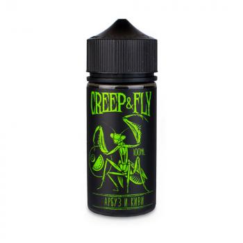 Omega liquid Creep & Fly Арбуз и Киви - фото 1