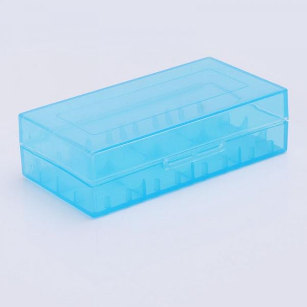 Plastic Storage Case for 18650 - фото 1