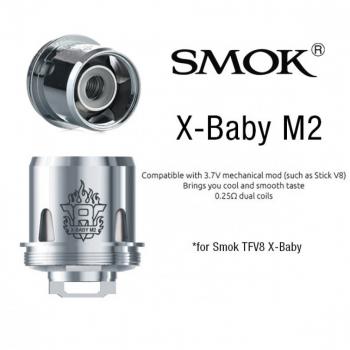 SMOK V8 X-Baby M2 - фото 1