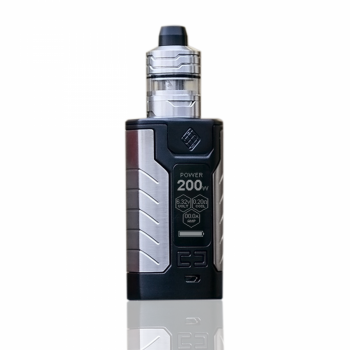 WISMEC SINUOUS FJ200 with Divider TC Kit 4600mAh - фото 1
