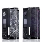 DOVPO Topside Dual Carbon 200W YIHI Chip Squonk Mod - фото 3