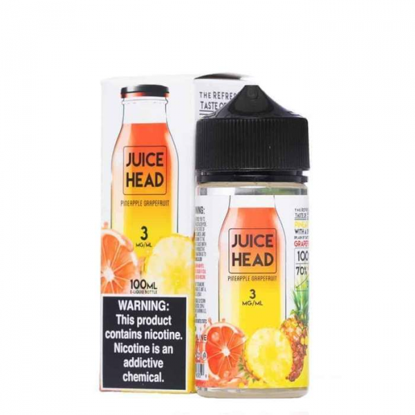 JUICE HEAD Pineapple Grapefruit - фото 1
