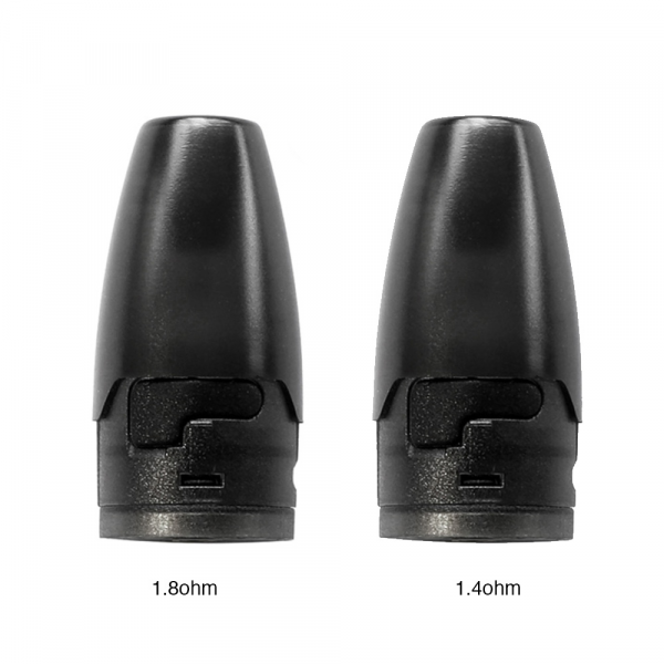 Hotcig Kubi Refillable Pod Cartridge 1.7ml - фото 1