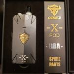 THC Tauren X Pod RBA Kit 1000mah - фото 4