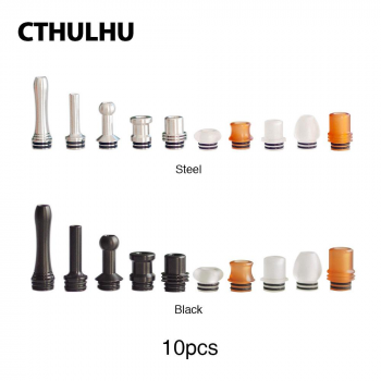 Cthulhu Furai 510 Drip Tip 1шт - фото 1