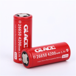 Glace 4200mah 50A 26650 - фото 1