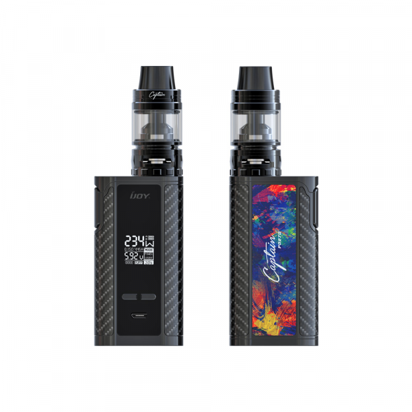 IJOY Captain PD270 234W + Captain S  Kit 6000mAh - фото 1