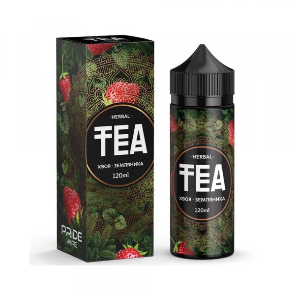 Pride TEA Herbal - Хвоя - Земляника - фото 1