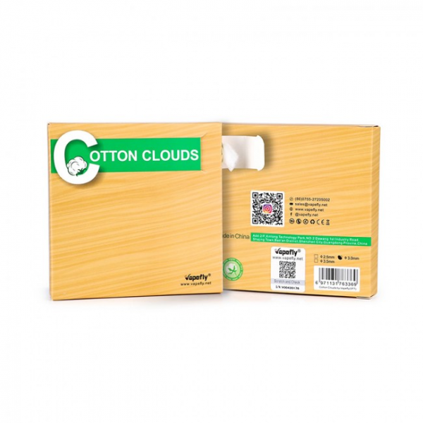 Vapefly COTTON CLOUDS - фото 1