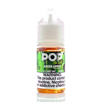 POP CLOUDS the salt GREEN APPLE - фото 1