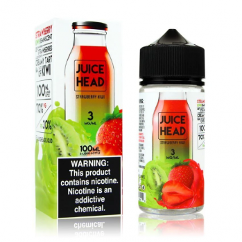 JUICE HEAD Strawberry Kiwi - фото 1