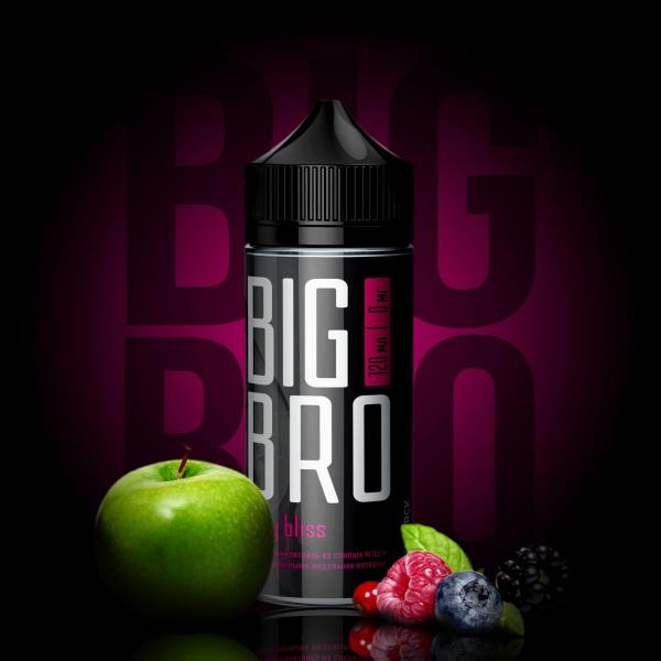 Elmerck Big Bro Berry Bliss - фото 1