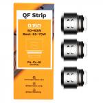 Vaporesso SKRR  Coil QF Strips 0.15ohm - фото 1