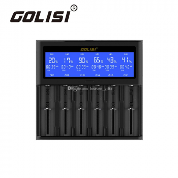 Golisi S6 Fast Smart Charger - фото 1